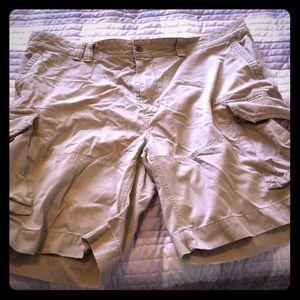 Polo Ralph Lauren khaki cargo shorts 44 44 Big